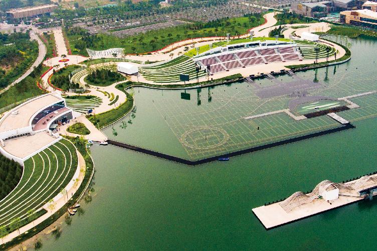 晉陽湖公園